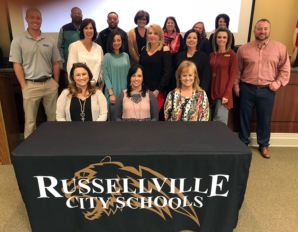 Capacity Educational Services Leadership Training in Russellville, AL